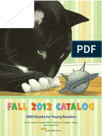 Fall 2013 Houghton Mifflin Harcourt Books for Young Readers catalog