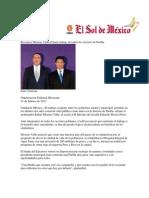 11-02-2013 El Sol de México - Reconoce Moreno Valle el buen trabajo de todos los sectores de Puebla.pdf