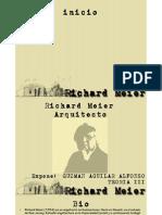 Richard Meier Arq Expo