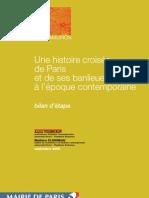 Extramuros Une histoire de Paris et de ses banlieues à l'époque contemporaine