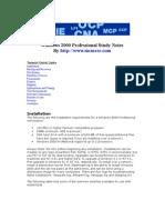 Mitel-3300-ICPTechHandbook | Microsoft Windows | Windows 2000