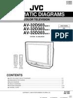 AV32D303M Schematic