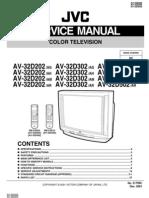 AV32D302 Service Manual