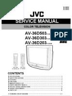 AV36D303 Service Manual