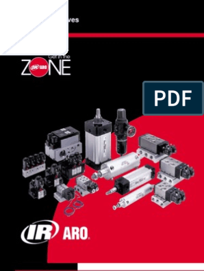 ARO M26M02-06 Manifold,6 Station