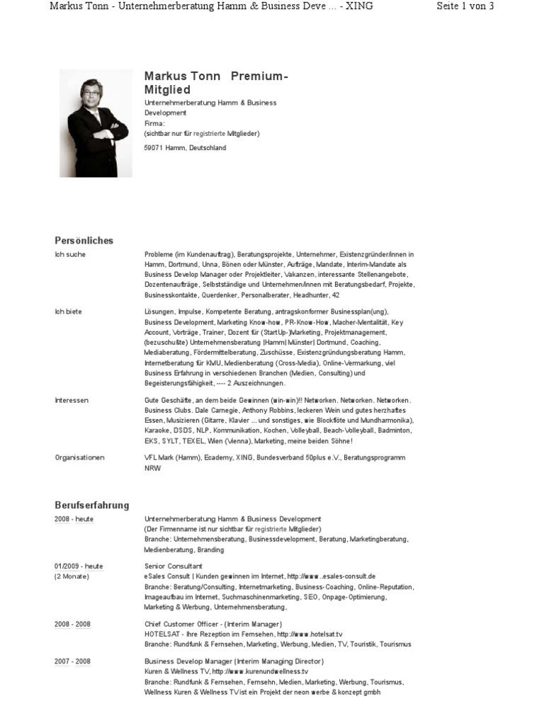 Gemütlich Unternehmensberatung Lebenslauf Ziel Bilder - Entry Level ...