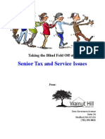 Senior Tax and Services Issues