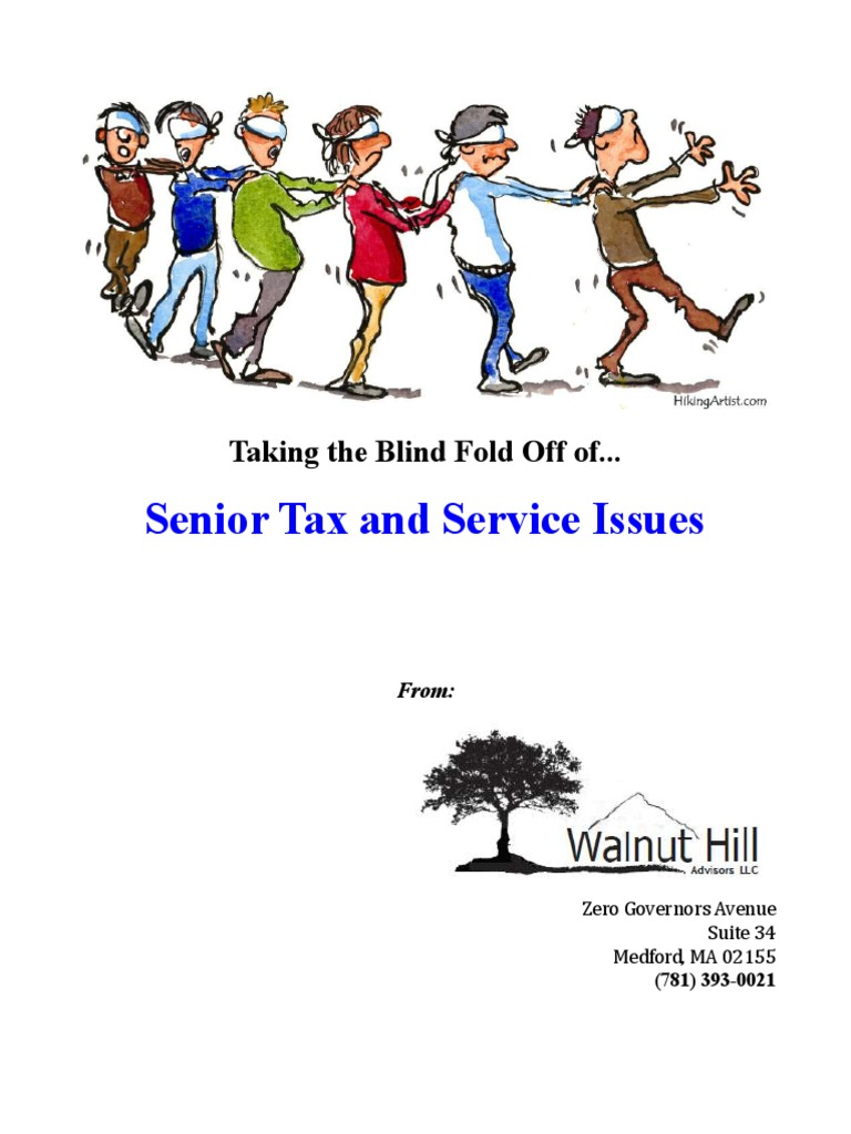 Senior Tax And Services Issues Medicaid Medicare United States