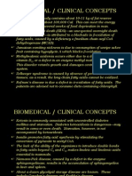 Biomedical Clinical Concepts
