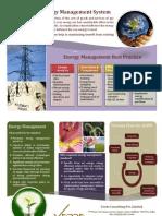 ISO 50001 Brochure