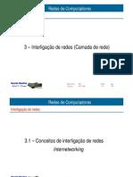 3a-Interligacao de Redes