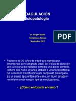 COAGULACIÓN DR CASTILLO