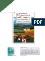 Guida Completa Alla Dieta Macrobiotica