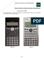 Uso Calculadora Cientifica Casio