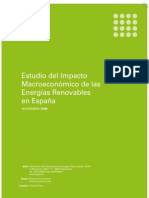 Appa Estudio Impacto Macroeconomico Energias Renovables Espana Opt