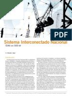 Sistema Inter Conect a Do