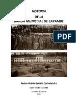 Historia de La Banda
