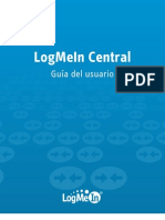 LogMeIn Central UserGuide - Copia