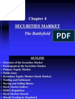 Chapter 4 Securities Market