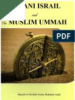 BaniIsraelAndTheMuslimUmmahbyShaykhAl-hadithFazlurRahmanAzmi