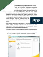 Manual Outlook
