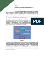 Gestión del Flujo de Materiales y Almacenaje (I)