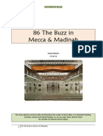 086 The 'Buzz' in Mecca and Madinah
