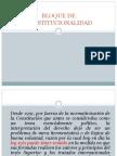 Bloque de Constitucionalidad Colombia