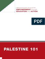 Palestine 101
