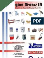 Lista de Precios Metalurgica Ri-Cass Febrero 2013