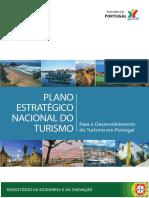 PLANO ESTRATÉGICO NACIONAL TURISMO [MINISTÉRIO ECONOMIA E INOVAÇÃO (2007 - VERSÃO REVISTA)]