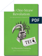 Masanobu Fukuoka - Revoluție într-un spic - TEI