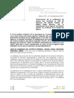 120213 CONF MIGUEL ÁNGEL MANCERA- ABOITIZ-AGENCIA