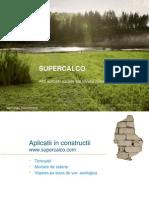 Supercalco - aplicatii uzuale