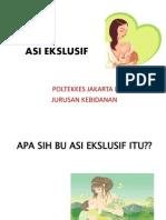 Asi Ekslusif Ppt