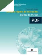 Sondeo Pulpa de frutas exóticas