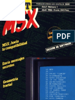 Input MSX 01