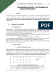 Loi Des Mailles