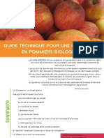 Guide Conversion Pommes