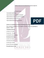 Requisitos y descripción de deberes del CEED
