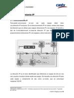 Direccinamiento IP
