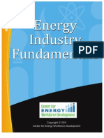 Energy Industry Fundamentals Module 1 - Instructor
