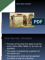 Islam Death Rituals