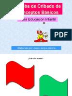 CONCEPTOS BASICOS CRIBADO