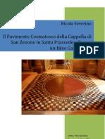 Il Pavimento Della Cappella Di San Zenone a Roma