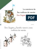 Don Quijote y Los Molinos1