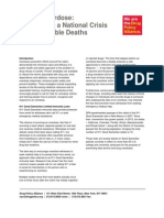 DPA_Fact Sheet_Opioid Overdose - Addressing a National Crisis of Preventable Deaths_National
