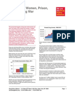DPA_Fact Sheet_Women, Prison and the Drug War