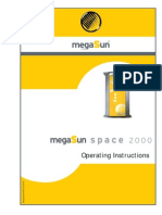 space 2000 manuale