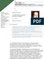 Jacques D'Hondt_ L'eredità del pensiero politico di Hegel
